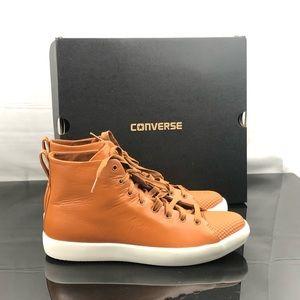Converse Mens Brown Modern High Top Size 10.5